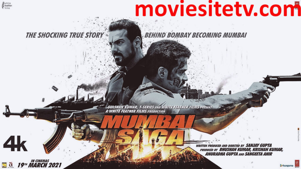 [DOWNLOAD 100%]Mumbai Saga full movie download filmywap