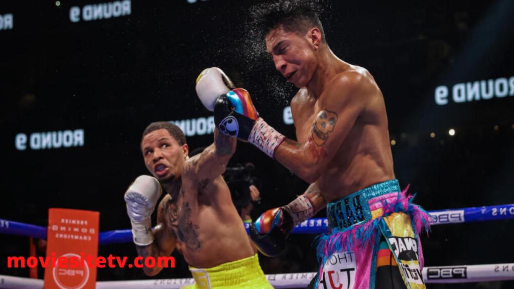 Gervonta Davis vs Mario Barrios results