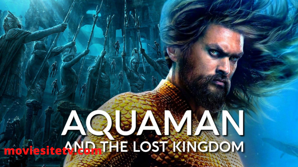 Aquaman And The Lost Kingdom movie release date