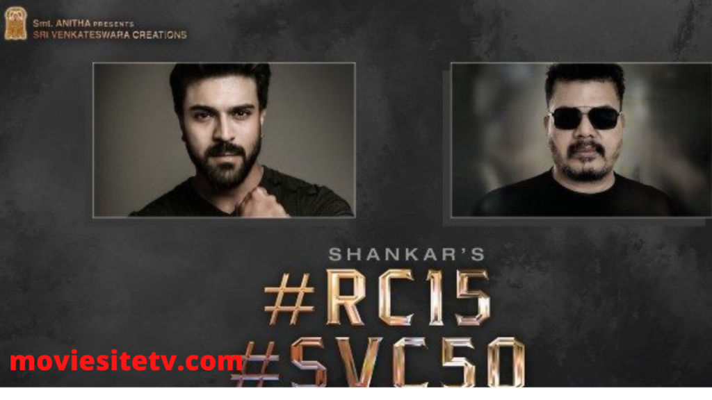 RC 15: Ram Charan To Start Shooting For The Shankar Directorial In September