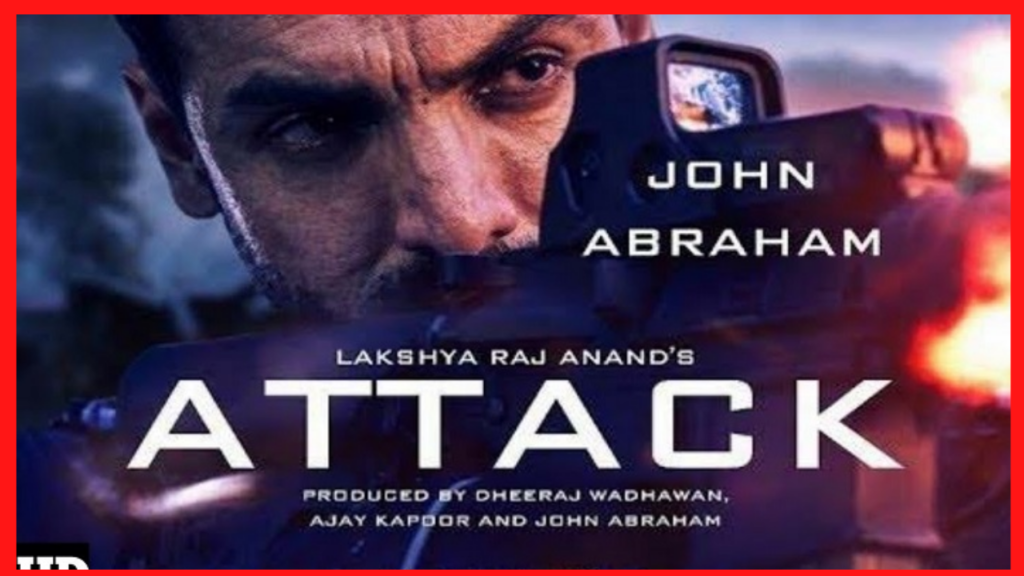 Attack Full Movie Download On Filmywap